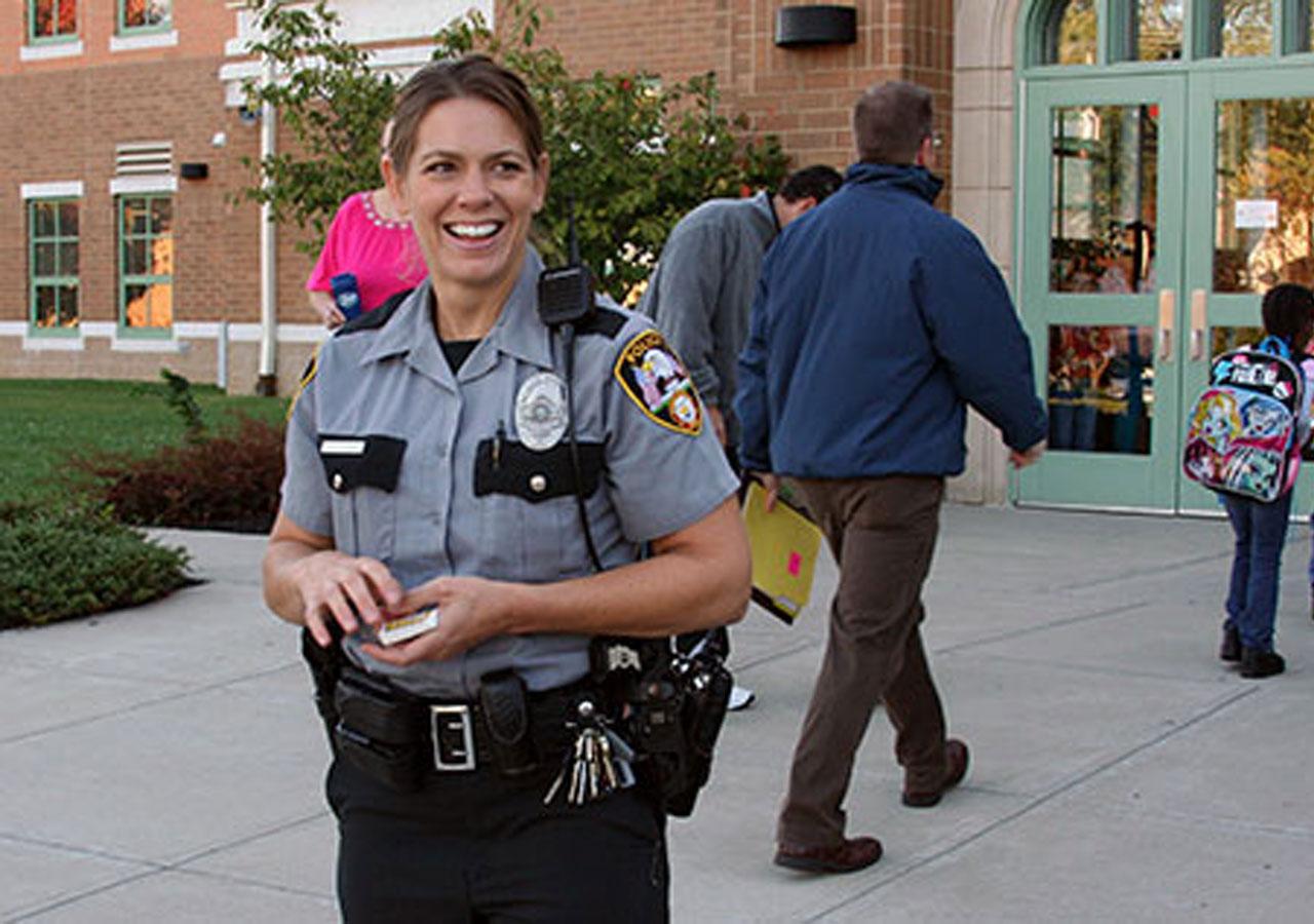 Cheryl Haynes Police Experience
